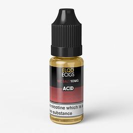 ELQD ECIGS – Acid – 10mg (Nic Salt) (10ml)