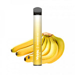 Vozol Bar Disposable – Banana Ice (20mg Nic Salt)