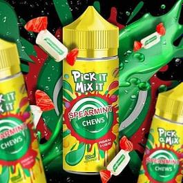 Pick It Mix It – Spearmint Chews (100ml)