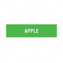 ELQD ECIGS – Apple – 18mg (10ml)