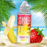Summer Vibes – Strawberry & Banana (100ml)
