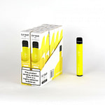 Elf Bar 600 Disposable – Banana Ice (20mg Nic Salt)