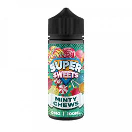 Super Sweets – Minty Chews (100ml)