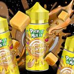 Pick It Mix It – Vanilla Fudge (100ml)