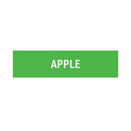 ELQD ECIGS – Apple – 12mg (10ml)