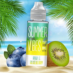 Summer Vibes – Kiwi & Blueberry (100ml)