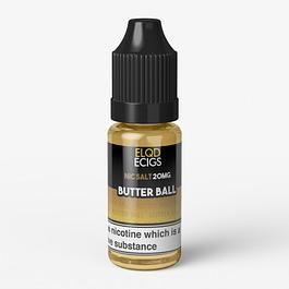 ELQD ECIGS – Butter Ball – 20mg (Nic Salt) (10ml)