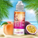Summer Vibes – Peach & Passion Fruit (100ml)