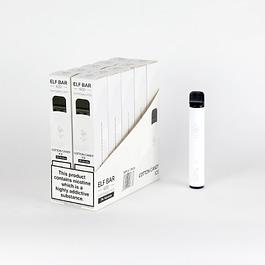 Elf Bar 600 Disposable – Cotton Candy Ice (20mg Nic Salt)