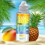 Summer Vibes – Mango & Pineapple (100ml)