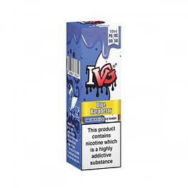 I VG 50:50 – Blue Raspberry – 12mg (10ml)
