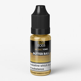 ELQD ECIGS – Butter Ball – 10mg (Nic Salt) (10ml)
